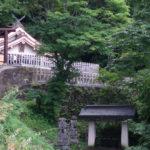 戸隠神社参拝のメイン 奥社&九頭龍社